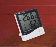 tempuature humidity meter