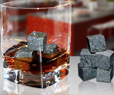 whiskey stones ice