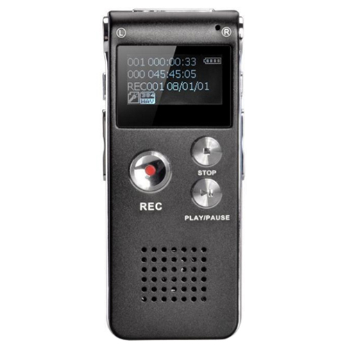 Audio Voice Recorder MP3 Player Phone Tap