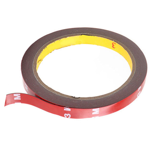 3M Acrylic Auto Double Sided Foam Tape 10mm 3m