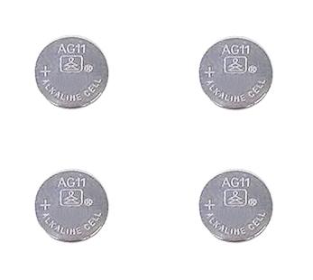 AG11 LR721 LR58 362 SR721 Cell Battery Batteries 4Pack