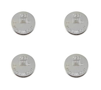 AG6 LR921 LR69 371 SR921 Cell Battery Batteries 4Pack