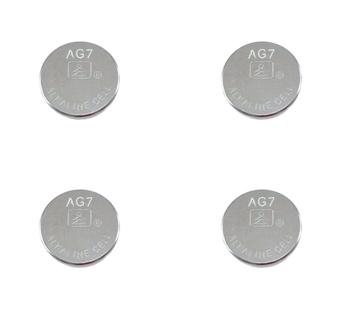 AG7 LR926 LR57 395 SR926 Cell Battery Batteries 4Pack