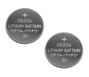 CR2016 5034LC Lithium Cell Battery Batteries 2Pack