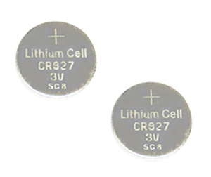 CR927 Lithium Cell Battery Batteries 2Pack