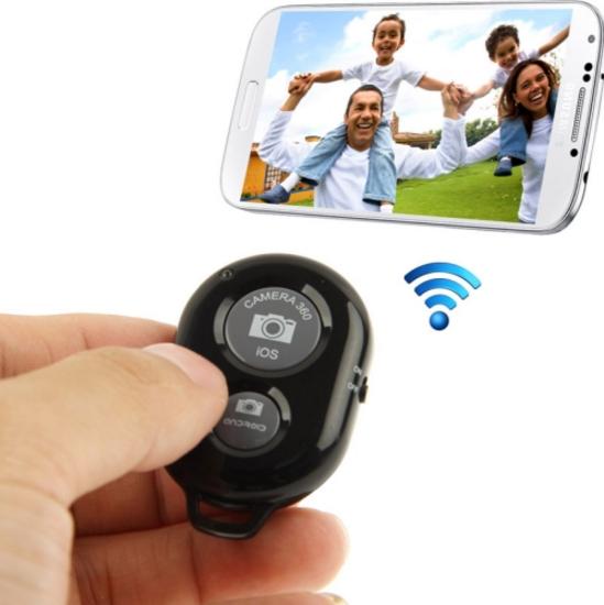 Bluetooth Wireless Selfie Photo Remote Control