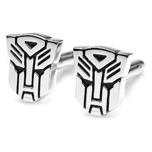 Cufflink Transformer Autobot Badge Symbol