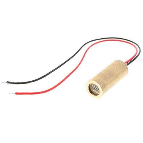 5mW Red Laser Diode Module 3V Line