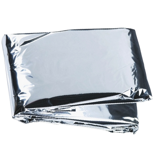 Emergency Survival Blanket Thermal Foil Gold