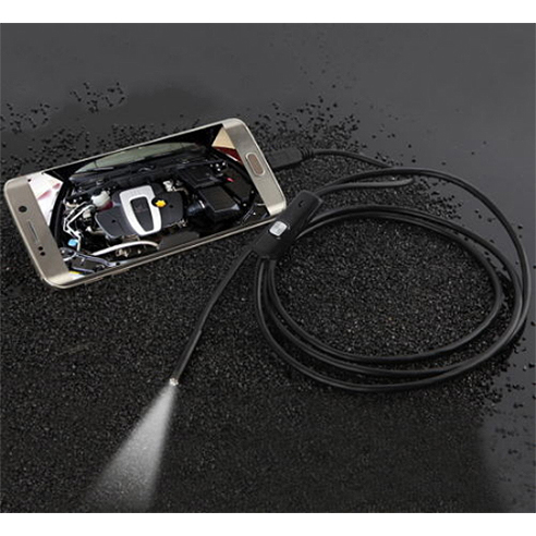 Endoscope Rope Camera Android Waterproof LED