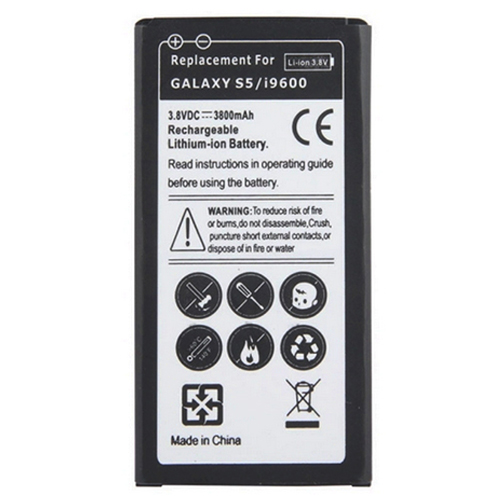 Samsung Galaxy S5 SV Replacement Battery 3800mAh