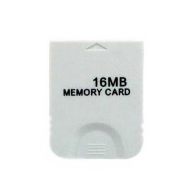 Nintendo Wii Gamecube 16MB Memory Card