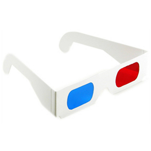 3D Glasses Red Cyan Anaglyph Viewers