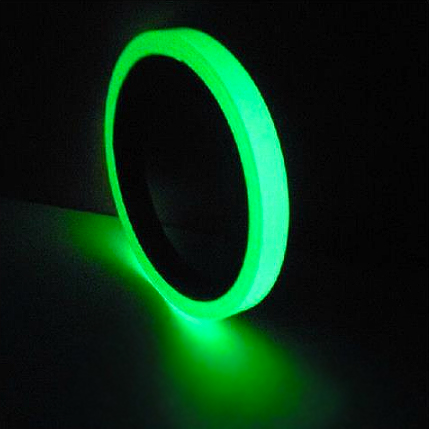 Glow-in-the-Dark Tape Phosphorescent