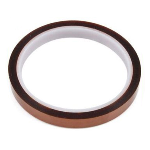 Heat Resistant High Temperature Adhesive Tape 10mm 33m