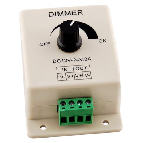 12V LED Lighting Strip Dimmer Controller