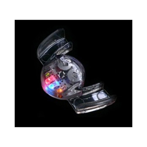LED Mouth Guard Piece Flashing Light 4 Color