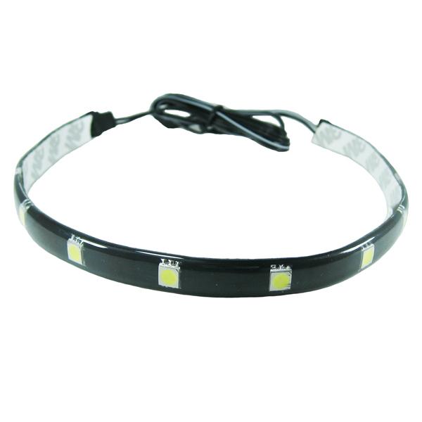 12 LED 5050 Flexible Waterproof Light Strip 30cm