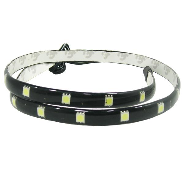 24 LED 5050 Flexible Waterproof Light Strip 60cm