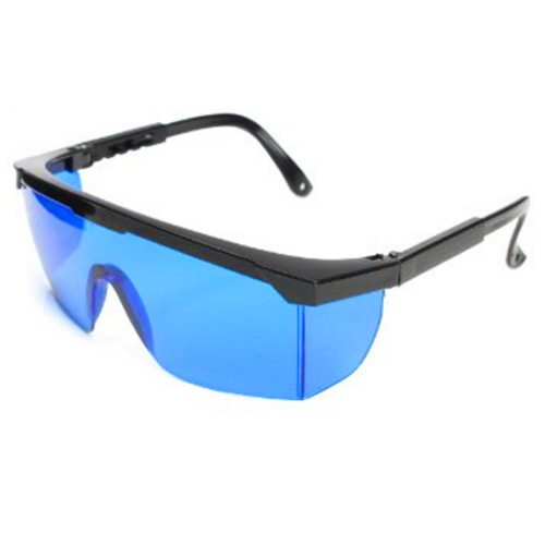 Laser Eye Protection Glasses Red Orange