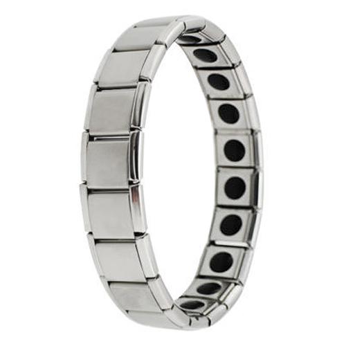 Magnetic Healing Bracelet Titanium Mens