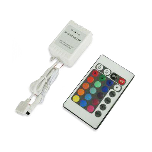 IR Remote Controller for RGB Light Strips