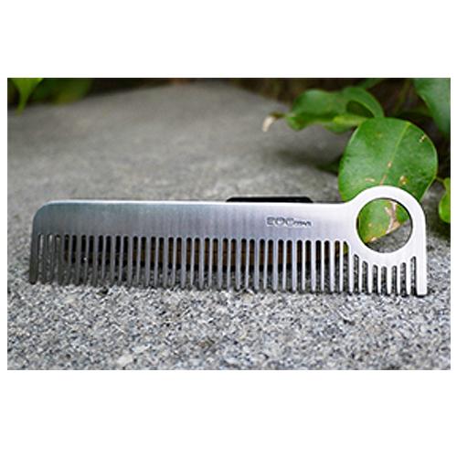 Tactical Hair Comb Metal Self Defense