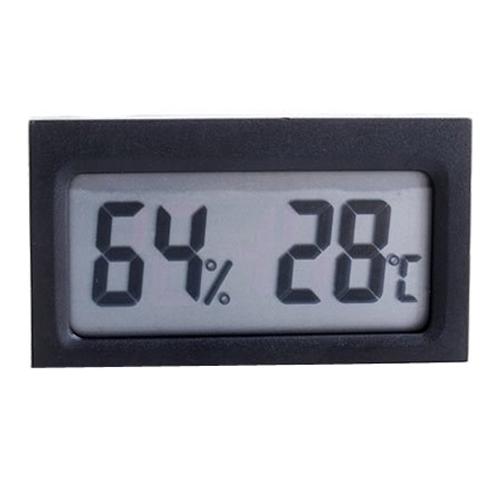 Digital Temperature Humidity Meter Wall Indoor Outdoor