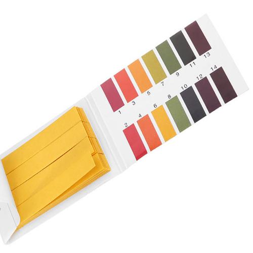 Litmus pH Testing Paper 1-14 Full Rage 80 Pieces